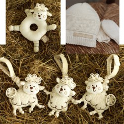 SLEEPY SHEEPY BABY PACK 3